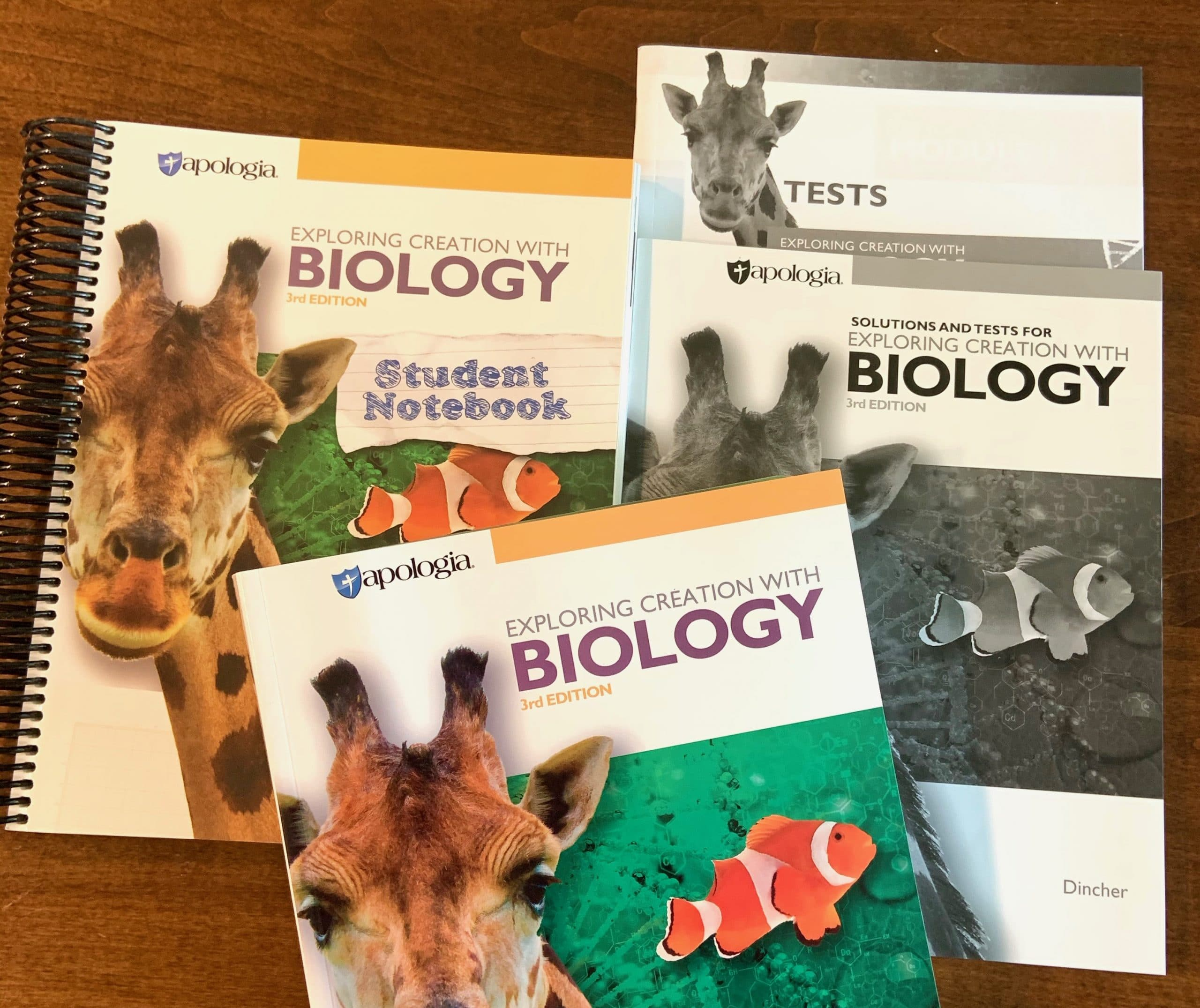 homeschool biology