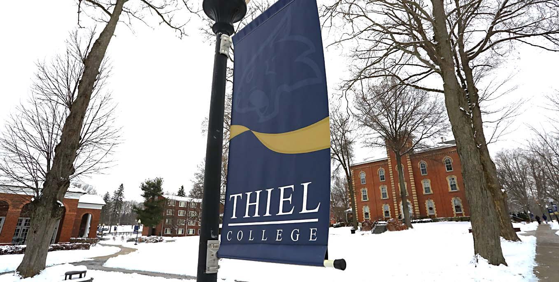 Thiel College homeschoolers
