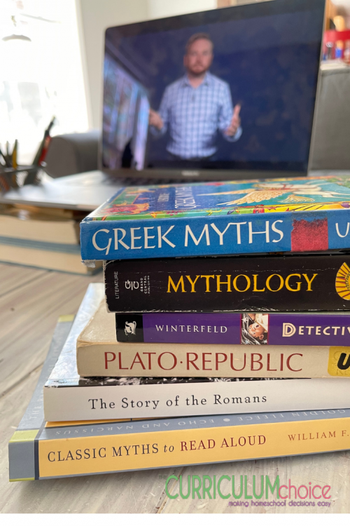 How we use Antiquity Homeschool History Curriculum in our homeschool and how it meets the needs of different learning styles and multiple ages.