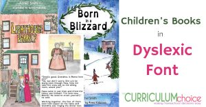 Inspired by her kids with dyslexia Rachel has written many Children's Books in Dyslexic Font including historically based stories created with homeschooling family's in mind.