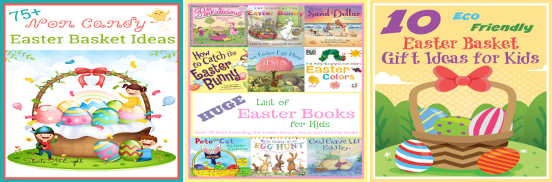Easter Homeschool Activity Ideas from Starts At Eight