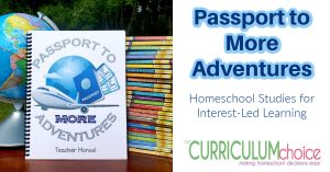 Passport to More Adventures - easy homeschool unit studies using the popular Magic Tree House sequel books Merlin Missions.