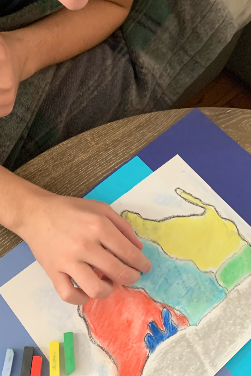 You ARE An Artist, Homeschool Art Lessons