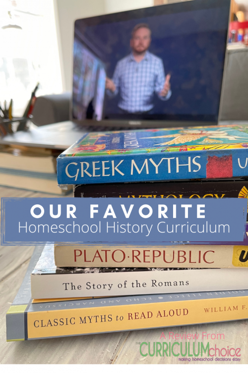 I've shared quite a bit about the digital homeschool curriculum we love from Compass Classroom. Now that our youngest children are in high school and middle school, I thought you would rather hear from them than from me. I'll be back at the end to share what I love best about Antiquity and point you to all the other Compass Classroom resources. But, first, my children will share their favorites.