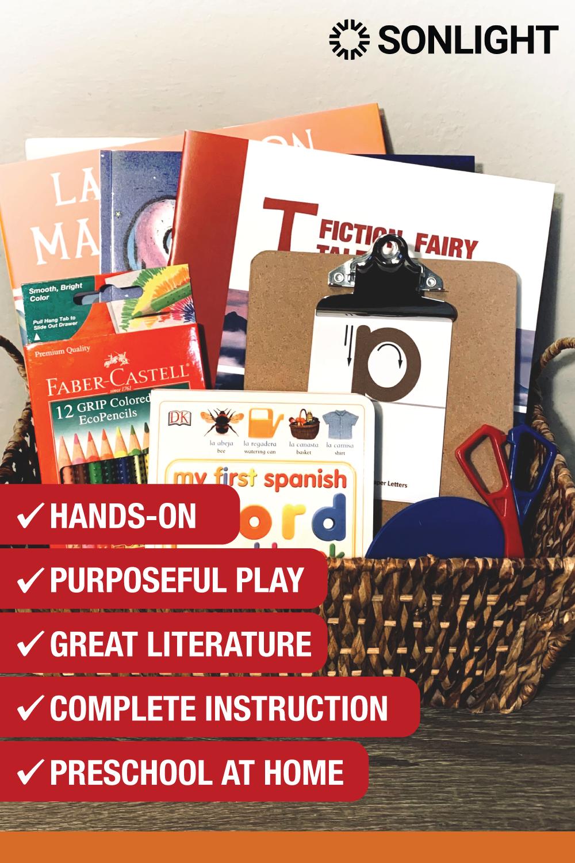 preschool montessori approach