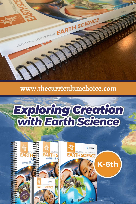 homeschool earth science