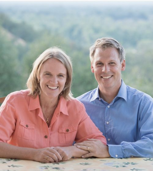 Jonathan and Renee Harris of Parent Their Passion
