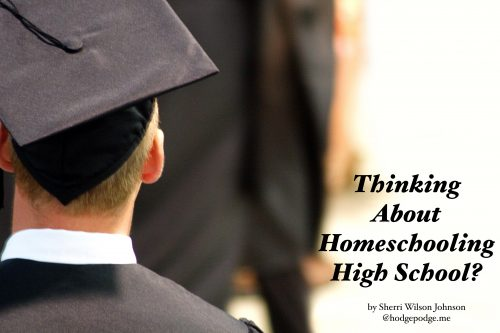 Parent's Guide: Prepping for Homeschooling High School