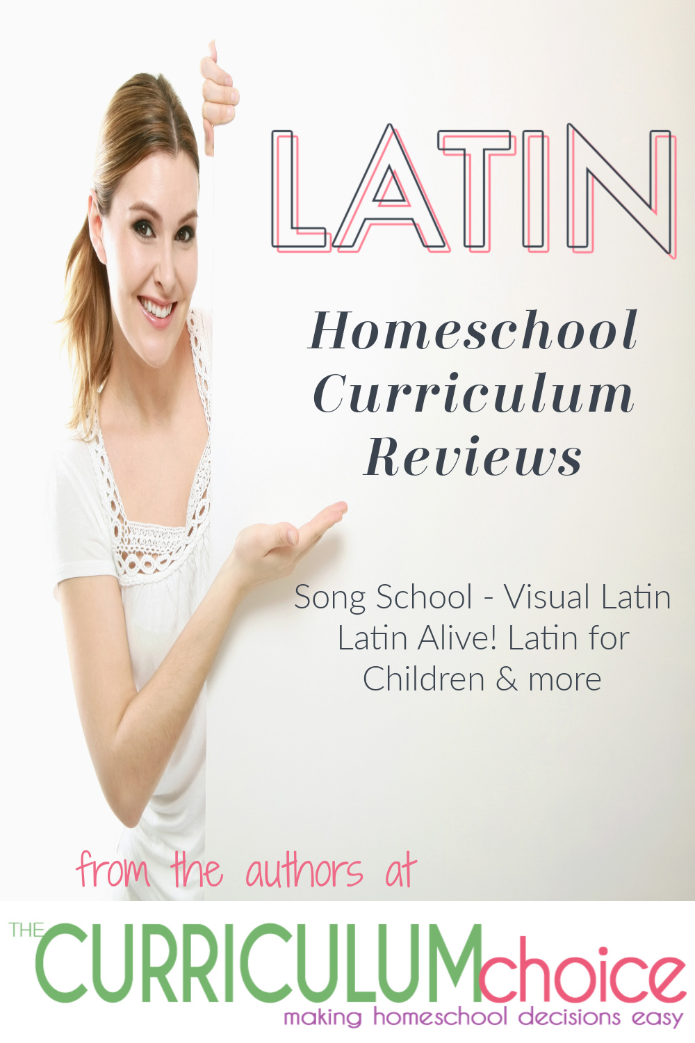 A massive list of Latin Homeschool Curriculum Reviews from our review authors. Latin for Children, Song School Latin, Visual Latin and more!