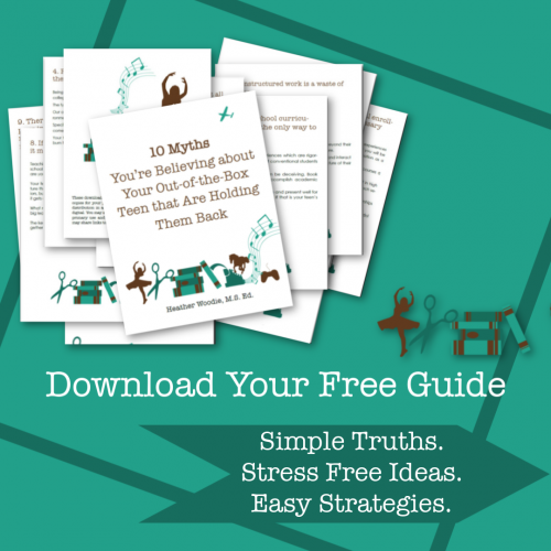 digital guide pages