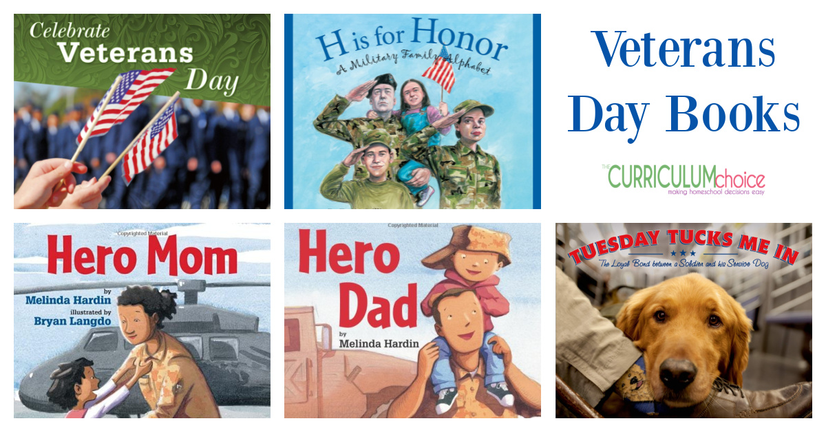 Veterans Day Books